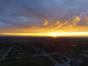 Sunset In Olathe