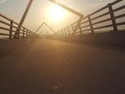High Bridge in Madrid