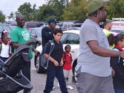 National Fathers Walk Your Children to School Day - South Elementary School