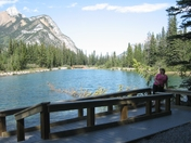Mount Lorette Ponds - Kananaskis, AB