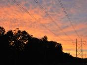 North Yarmouth Sunset
