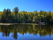 Success Pond, Unincorporated Township, Coos County, New Hampshire