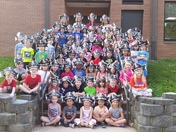 Dale's School Salute - First Grade Pirates