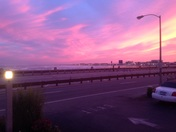 Hampton Beach sunset!!!
