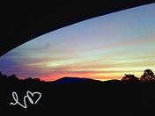 Moultonboro Evening Sky 9/21/17