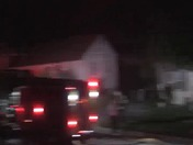 House Fire on Eastview Drive Asheboro