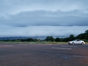 Wesley Chapel clouds, 9-1-1-17