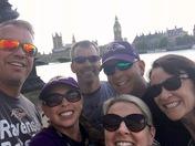 Ravens Fans in London