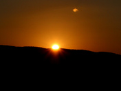Golden Sunset In Moultonborough.