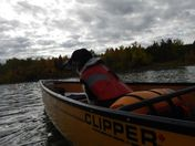 First Fall Canoe Trip