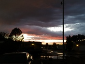 Sunset  9/23/17