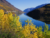 Autum in the Yukon
