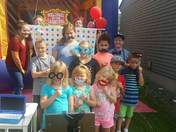 Zoey carnival birthday.
