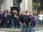 Ravens in London