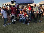 Brandon High School tailgate