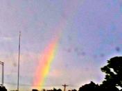 A Random Rainbow