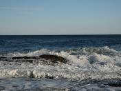 Maria Coming Ashore