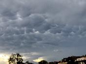 Clouds of tassels