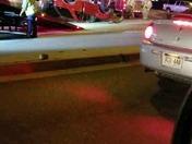 SUV rollover 25th & 370