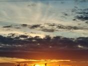 Sunset in Ankeny