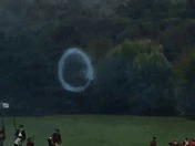 Cannon smoke ring