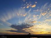 Sunset 093017