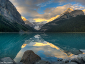 Lake Louise Sunrise 3