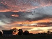 Oct 1st Sunrise.