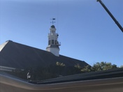 Cupola on greenville water