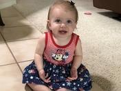 Eliana's First Birthday