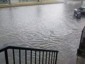 Flooding on Orleans an Broad