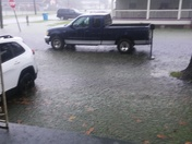 Flooding in Arabi