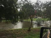 General Degaulle flooding