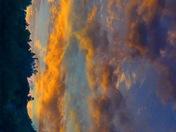 Humboldt sunset