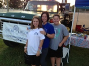 Copiah-Lincoln Community College Veteran Services Office tailgate