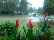 Tonkawa rain