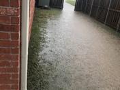 Lots of rain