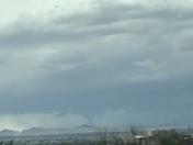 Looks like tornado at volcanos