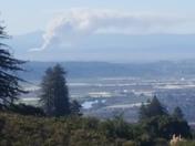 Seaside fire from Watsonville
