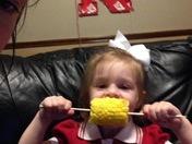 Corn Husker Fan