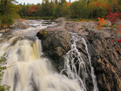 The Chutes Provincial Park, Massey Ontario