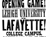 Lehigh University vs. Lafayette College Football Rivalry