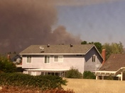 Fire in Anaheim