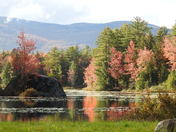 Fall Time on Bog Pond