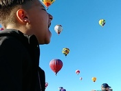 Balloon fiesta 2017