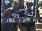 THEE JACKSON STATE UNIVERSITY FANS
