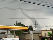 Funnel Cloud or Water spout