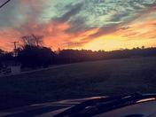 Sunrise in Berkley 10/11/17