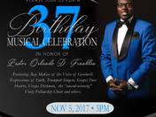 Pastor Orlando D. Franklin's 37th Birthday Celebration