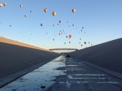 A view from the North Diversion